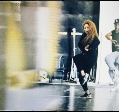 Janet Jackson Shares New Rehearsal Snap, Message For Fans Ahead of 'State of The World Tour' Kickoff