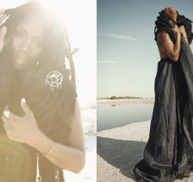 Brandy Delivers Stunning Eclectic Shoot, Talks New Album, Broadway & More For 'SCHON Magazine''