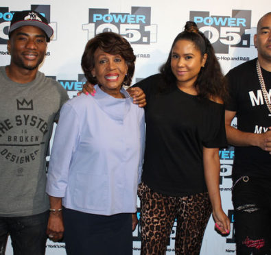 Watch: Maxine Waters Dishes on Being Honored at BET 'Black Girls Rock,' Her History, Social Media, Getting Rid of Trump, Banking Black, How We Can Reclaim Our Time & Much More at 'The Breakfast Club'