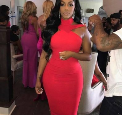Here For It: The Ladies of 'The Real Housewives of Atlanta' Shoot Red & Pink Themed Opening Credits/Promo Shots For Season 10 [Photos]