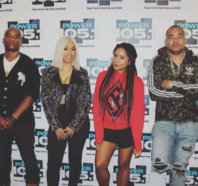 Watch: Cardi B Dishes On 'Bodak Yellow' Mega Success, Debut Album, Nicki Minaj, Dating Offset, BET Award Nominations & More at 'The Breakfast Club'