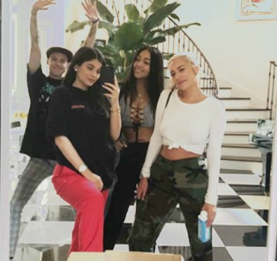 Kylie Jenner Pregnant By Travis Scott, Tyga Tweets & Deletes The Baby Is His [Photos]