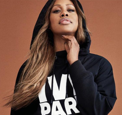 Laverne Cox Teams Up with Beyonce For Ivy Park's 2017 Autumn/Winter Campaign [Photos/Video]