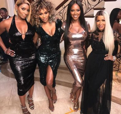 You Never Win When You Play Dirty: Bravo Execs Reportedly In Talks To Address Nene Leakes 'Rape' Controversy, Possibly Cutting Her From Show, Phaedra Parks Reportedly Being Reconsidered