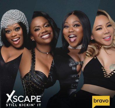 Xscape Announces 'The Great Xscape Tour' with Tamar Braxton & Monica+Bravo Unveils Trailer For Their New Reality Show 'Still Kickin' It' [Video]