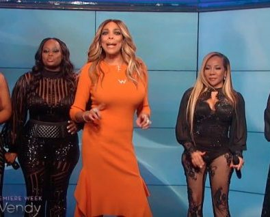 Watch: Xscape Visits 'Wendy' To Discuss Past Split, Reunion Tour, New Music, Bravo Reality Show & More+Performs Medley