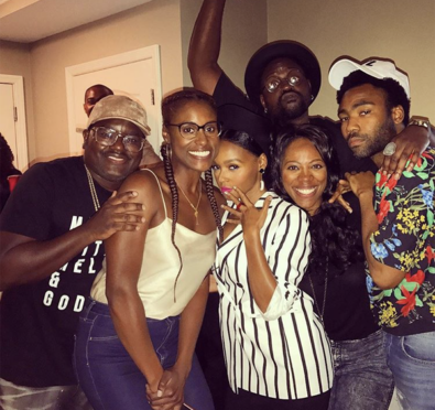 Squad Goals: 'Insecure' and 'Atlanta' Cast Threw The Most LIT House Party with Luke James, Sam L Jackson, Janelle Monae, Jidenna, Mack Wilds & More [Photos/Video]