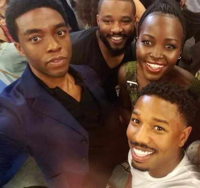 Must See: The First Full Trailer For Marvel's Star Studded 'Black Panther' Movie Has Arrived & It Will Leave You with Goosebumps!