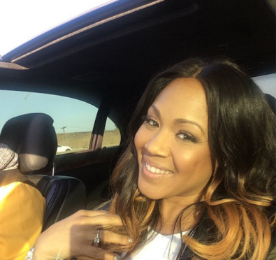 "Erica Campbell Has a Total Opposite View of Donald Trump Than Her Sister ""I'm Praying For Impeachment"""