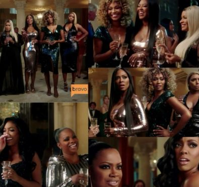 Watch: Bravo Unveils Spooky New 'The Real Housewives of Atlanta' Season 10 Promo