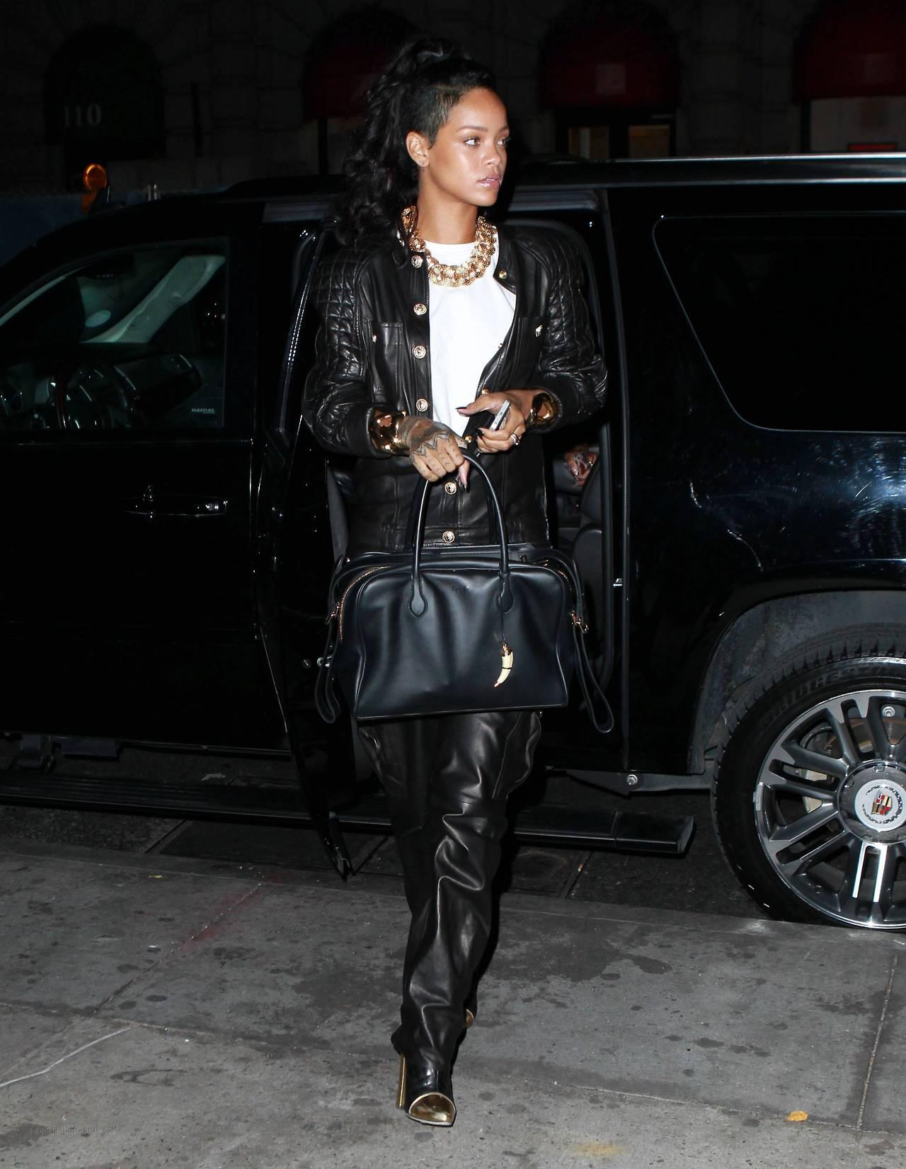 Rihanna for Balmain, Take Two, More Images!